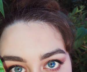 eye, fairytale, and girls image