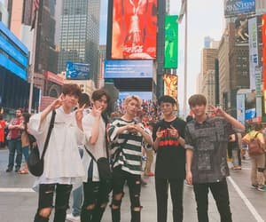 felix, woojin, and nyc image