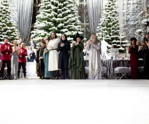 albus dumbledore, goblet of fire, and harry potter image