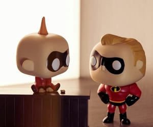 The Incredibles, mr incredible, and jack jack image