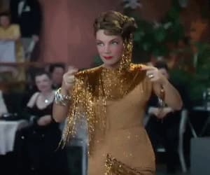 gif, carmen miranda, and a date with judy image