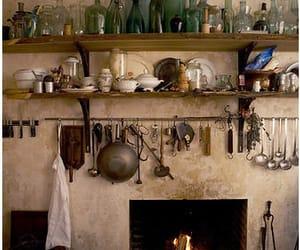 decoracion, rincon con encanto, and fuego image