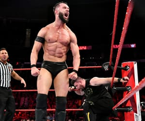 wwe, finn balor, and kevin owens image