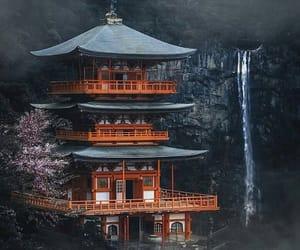 travel, japan, and landscape image