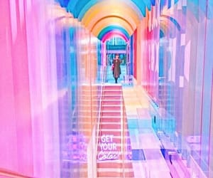 rainbow, aesthetic, and pastel image