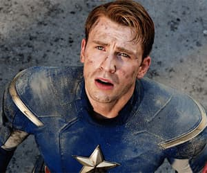 Avengers, captain america, and gif image