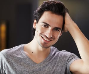 football, man, and mats hummels image