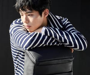 actor, korean, and park image