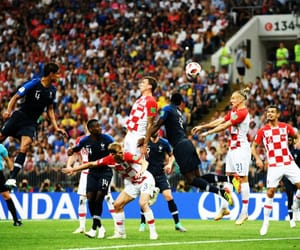Croatia, final, and france image