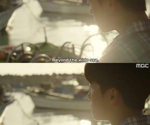caps, Korean Drama, and quote image