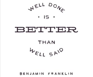 quotes and benjamin franklin image