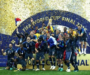 france, champion, and football image