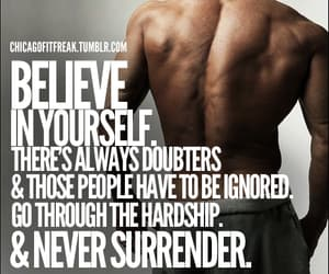 motivation, fitness, and believe image