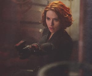 Avengers, Marvel, and natasha romanoff image