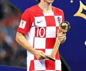 luka modric and world cup image