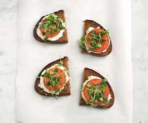 food, bread, and healthy image