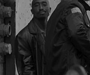 gif, tupac, and hip hop image