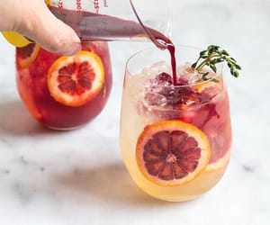 drinks and yummy image