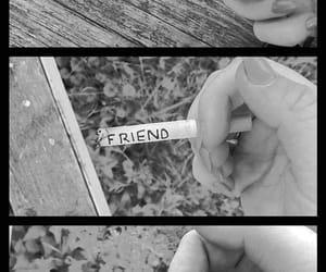 broken heart, girl, and nails image