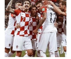 Croatia, final, and world cup image