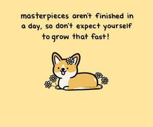 grow, masterpiece, and motivation image
