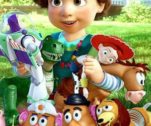 toy story, disney, and toys image