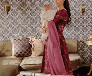 beautiful, kösem sultan, and gif image