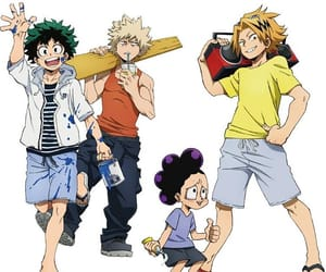 anime, cute, and my hero academia image