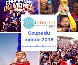 foot, football, and coupe du monde image