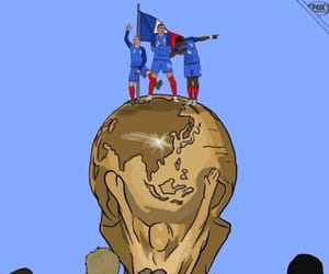 mbappe, champion, and france image