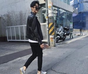attractive, boy, and streets image