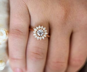 jewellery, love, and rings image