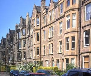 architecture, buildings, and edinburgh image