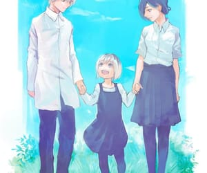 family, tokyo ghoul, and haise sasaki image