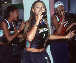 beyonce knowles, queen bey, and young beyonce image