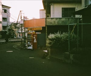 alley, atmosphere, and backlight image