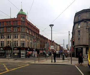 city, cloudy day, and dublin image