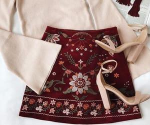 fashion, skirts, and mode image