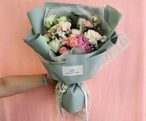 bouquet, Blanc, and Fleurs image