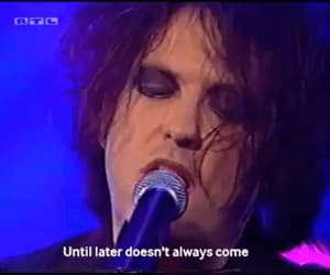 gif, cut here, and robert smith image
