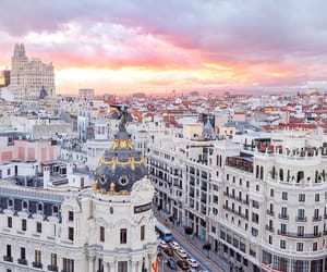 europe, madrid, and photography image
