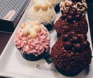 comida, cupcakes, and desserts image