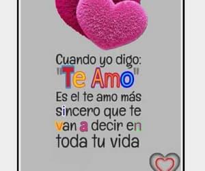 vida, sinceridad, and corazón image