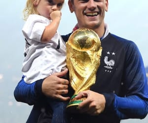 antoine and griezmann image