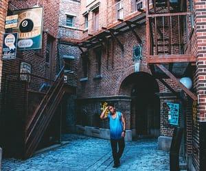 alley, orange, and orlando image