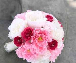 etsy, centertwine, and wedding bouquet image