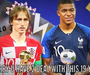 Croatia, football, and french image