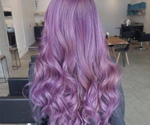 hairstyles, long hair, and hair color image