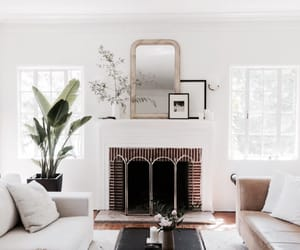 decor, interior, and living room image