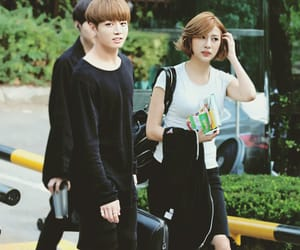 couple, hayoung, and oh hayoung image